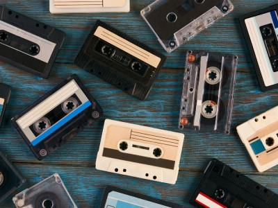 Digipunkt - pierwsze w Polsce miejsce, w którym można zdigitalizować płyty, kasety i listy