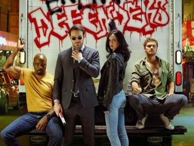 The Defenders - czterech wspaniałych kontra złoczyńcy