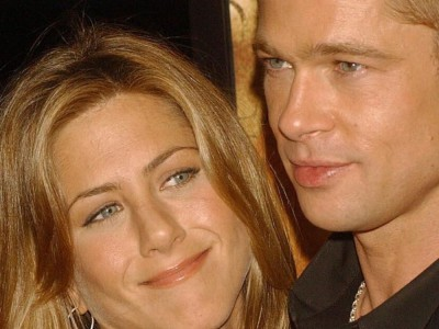 Aniston i Pitt ZNOWU razem? Bawili się w swoim towarzystwie po Złotych Globach