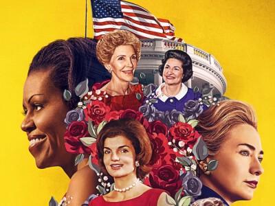 Pierwsze damy - najważniejsze kobiety w historii USA