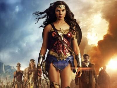 Wonder Woman – wojownicza księzniczka Amazonek