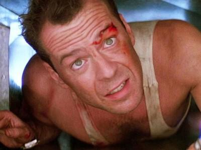 Szklana pułapka (1988) - walka z czasem i terrorystami