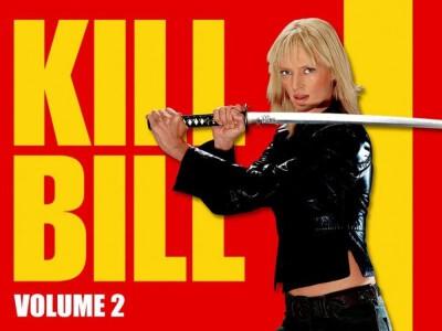 Kill Bill 2 (2004) - kontynuacja świetnego thrillera akcji