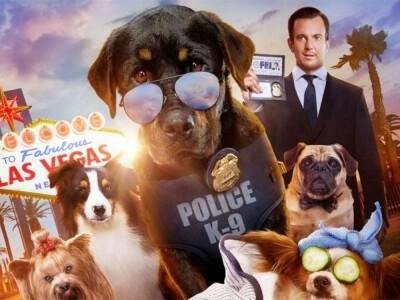 Wyszczekani - psi detektyw w akcji