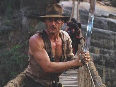 Indiana Jones i Świątynia Zagłady - odnaleźć święty kamień