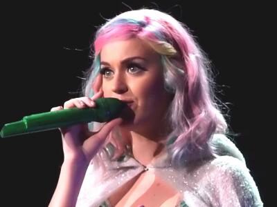 Katy Perry pożegnała swoją zmarłą babcię wzruszającym wpisem