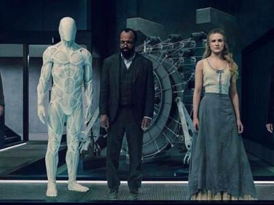 Westworld - futurystyczny park rozrywki
