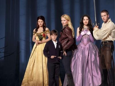 Dawno, dawno temu - zła czarownica więzi bohaterów bajek