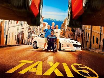 Taxi 5 (2018) - włoski gang i szybkie auta