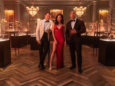 Red Notice - ogłoszono premierę najdroższego filmu Netflixa