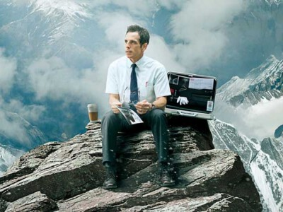 Sekretne życie Waltera Mitty - niesamowite podróże