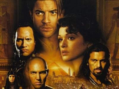 Mumia powraca (2001) - walka o władzę z ożywionym potworem