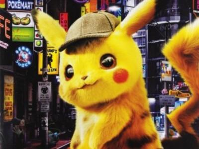 Pokemon: Detektyw Pikachu (2019) - w poszukiwaniu zaginionego ojca