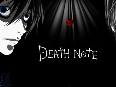 Notatnik śmierci - walcząc ze złem