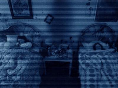 Paranormal Activity 3 - kontakt z siłami nadprzyrodzonymi