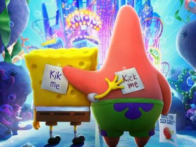 SpongeBob Film: Na ratunek – Gacuś w potrzebie
