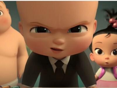 Dzieciak rządzi: Znowu w grze – perypetie niezwykłego bobasa