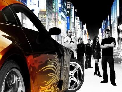 Szybcy i wściekli: Tokio Drift (2006) - niebezpieczne wyścigi w Azji