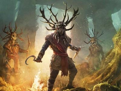 Assassin's Creed Valhalla – poczujemy Gniew Druidów