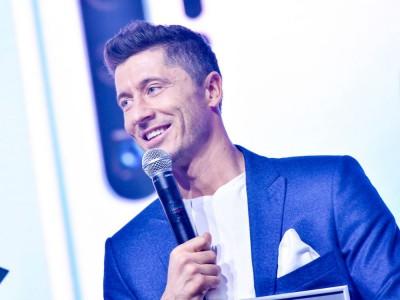 Robert Lewandowski wystąpił w kampanii społecznej kierowanej do dzieci [WIDEO]
