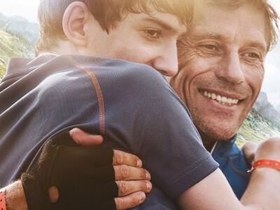 Ze wszystkich sił - niezwykłe wyzwanie ojca i syna
