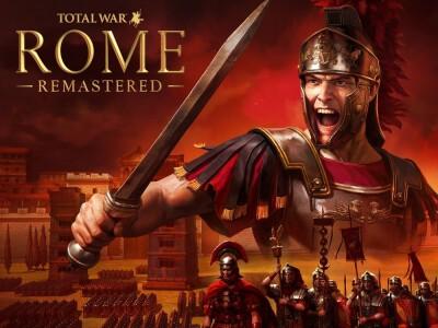 Total War: Rome Remastered – wymagania na premierę