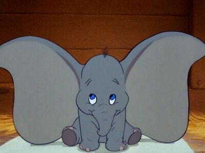 Dumbo - historia słonika