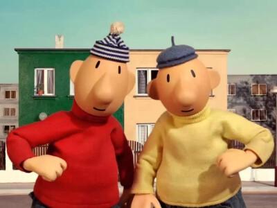 Sąsiedzi - zabawne perypetie Pata i Mata