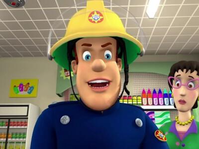Strażak Sam – animowane przygody bohaterskiego strażaka