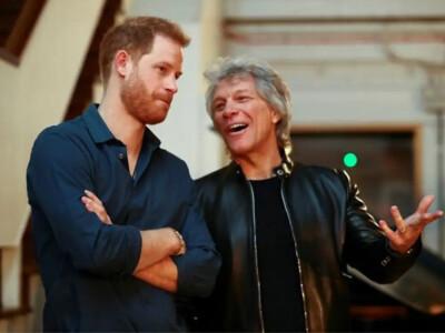 Książę Harry i Bon Jovi nagrali razem piosenkę!