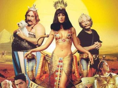 Asterix i Obelix: Misja Kleopatra (2002) - sympatyczni Galowie w Egipcie