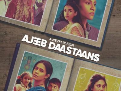 Ajeeb Daastaans - opowieści o emocjach