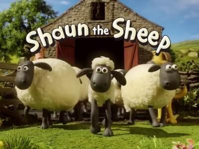 Baranek Shaun – przygody pociesznej owcy