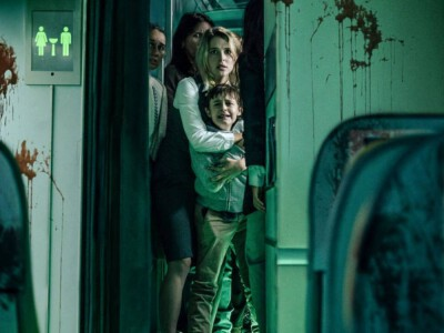 Krwawe niebo - nowy film Netflixa