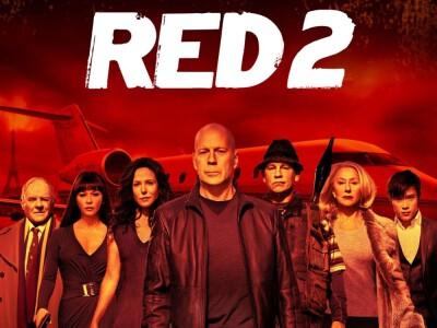Red 2 - kolejna akcja byłych agentów