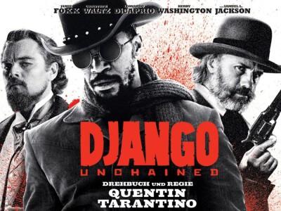 Django - western Quentina Tarantino
