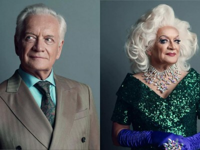 Królowa - Andrzej Seweryn jako drag queen w serialu Netflixa