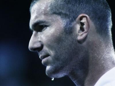 Zidane - portret z XXI wieku