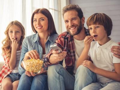 Najlepsze filmy familijne - w sam raz na seans z całą rodziną
