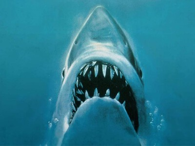 Szczęki (1975) - przerażająca morska bestia
