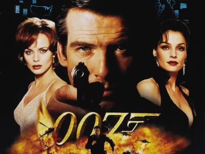 GoldenEye (1995) - klasyka z agentem 007