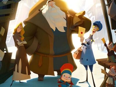 Klaus – alternatywna historia świętego Mikołaja