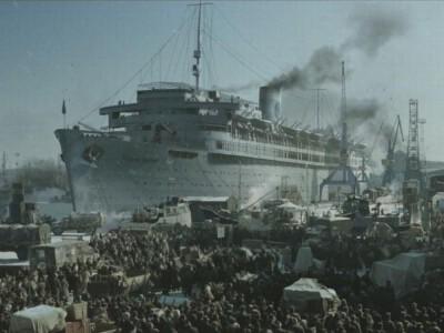 Gustloff - rejs ku śmierci - największa katastrofa morska w historii
