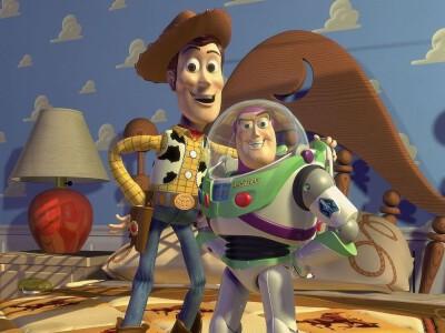 Toy Story (1995) - początek przygód w świecie zabawek