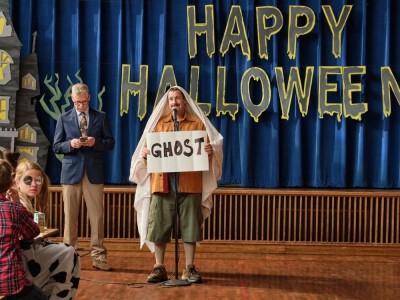 Hubie ratuje Halloween - obroni ich przed złem?