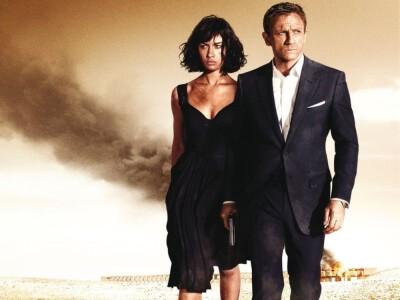 007 Quantum of Solace (2008) - na tropie tajnej organizacji