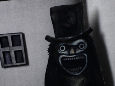 Babadook - tajemniczy stwór