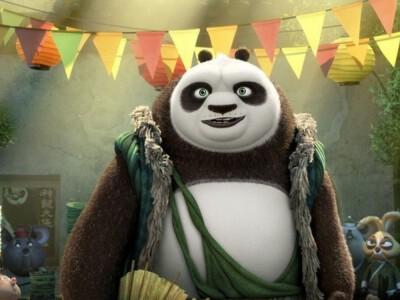 Kung Fu Panda 3 - powrót Po