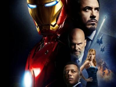 Iron Man (2008) - miliarder i jego zbroja