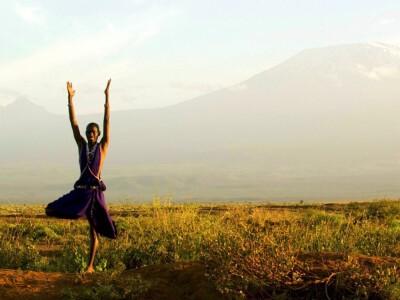 Powitanie słońca - jak joga potrafi zmienić życie